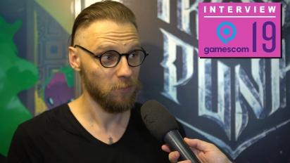 Frostpunk: Console Edition - Patryk Grzeszczuk Interview