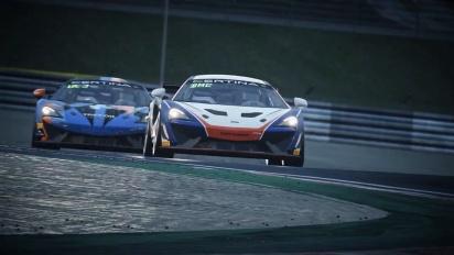 Assetto Corsa Competizione - GT4 Pack DLC Launch Trailer