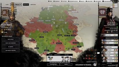 Total War: Three Kingdoms - System Dyplomacji (część druga)