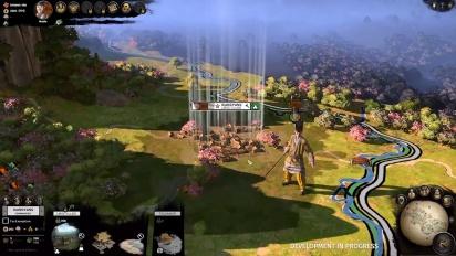 Total War: Three Kingdoms - System Dyplomacji (część pierwsza)