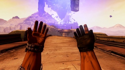 Borderlands 2 VR - PC Announce Trailer
