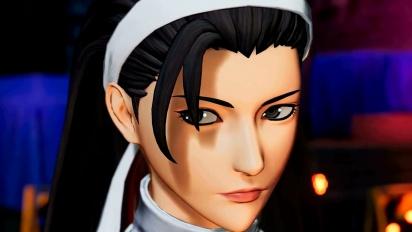 The King of Fighters XV - Chizuru Kagurai Character Trailer