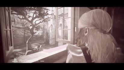 Deracine - E3 2018 Announce Video PS VR