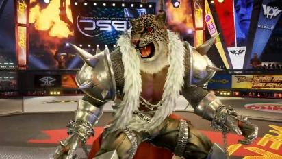 Tekken 7 - Season Pass 2 Reveal: Armor King