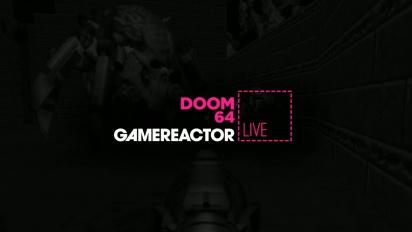 Doom 64 - Livestream Replay