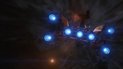 Elite Dangerous - Fleet Carriers Launch Trailer