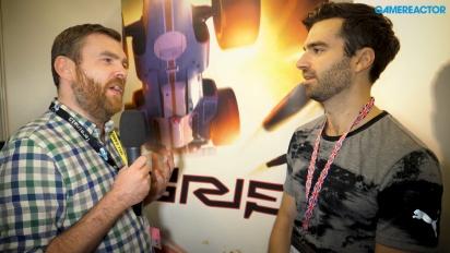 Grip - Wywiad z Chrisem Mallinsonem