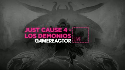 Just Cause 4 - Los Demonios DLC Livestream Replay