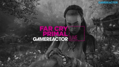 Far Cry Primal - Livestream Replay