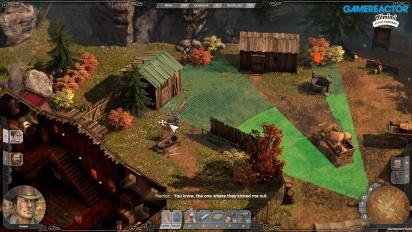 Desperados III - Gameplay z wersji demonstracyjnej i wywiad