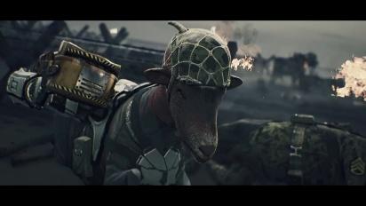 Goat of Duty - Launch Trailer