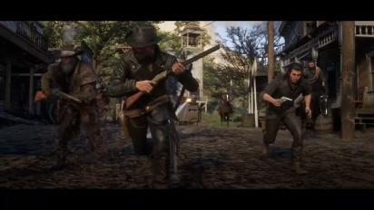 Red Dead Online - Launch Trailer