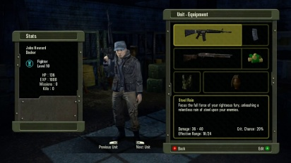 Falling Skies The Game - Classes Walkthrough Video