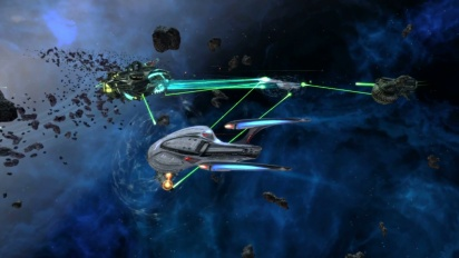 Star Trek Online - Official Console Announcement Trailer