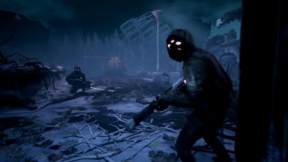 Mutant Year Zero: Road to Eden - Seed of Evil Reveal
