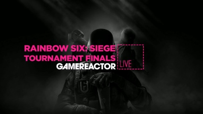 Rainbow Six: Siege - PS4 Tournament Finals Livestream Replay