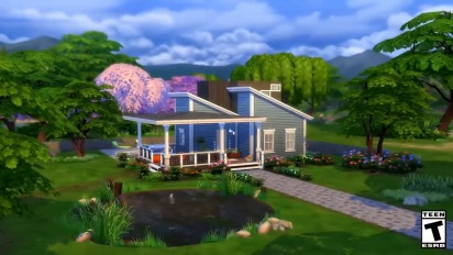 The Sims 4 Tiny Living - Official Trailer
