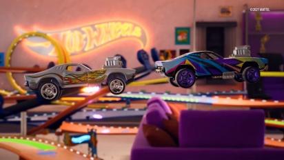 Hot Wheels Unleashed - Customization Trailer
