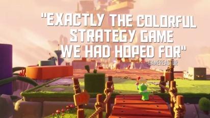 Mario + Rabbids Kingdom Battle - Accolade launch trailer