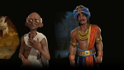Civilization VI: Rise and Fall - First Look India