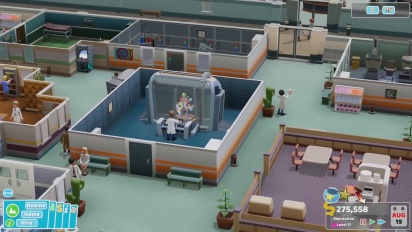 Two Point Hospital - Building a Game with Personality Trailer