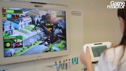 Project P-100 - Wii U Gameplay