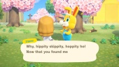 Animal Crossing: New Horizons - Bunny Day Event