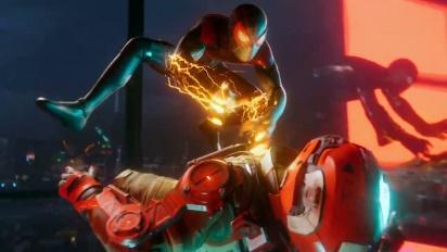 Spider-Man: Miles Morales - Announcement Trailer