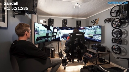 Gamereactor challenges JRWC World Champ in Dirt Rally 2.0