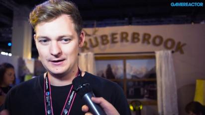 Trüberbrook - Wywiad z Dariusem Cernotą