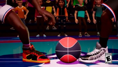 NBA 2K Playgrounds 2 - All Star Trailer