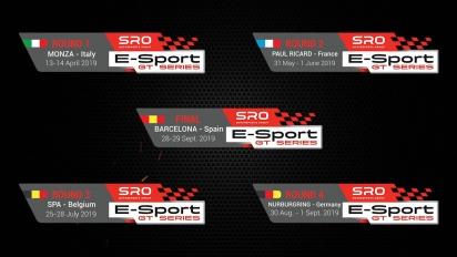 Assetto Corsa Competizione - SRO E-Sport GT Announcement Trailer