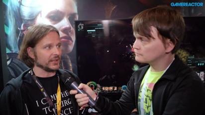 Warhammer 40,000: Inquisitor - Martyr - Victor Juhasz Interview