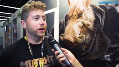 Mutant Year Zero: Road to Eden - Wywiad z Markiem Parkerem