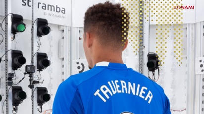 PES 2019 - Rangers FC Player Scan Behind-The-Scenes