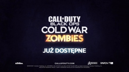 Sezon drugi Call of Duty: Black Ops Cold War - zwiastun