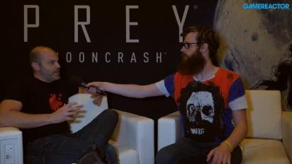Prey - Ricardo Bare QuakeCon Interview