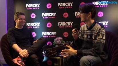 Far Cry: New Dawn - wywiad z Jeanem-Sebastienem Decantem