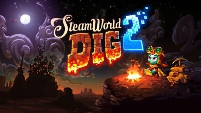 Steamworld Dig 2 - Reveal Trailer