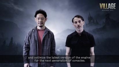 Resident Evil Village - Special Developer Message