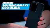 Samsung Galaxy S20 Ultra - Quick Look