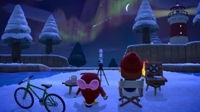 Your year with Animal Crossing: New Horizons (Nintendo Switch)