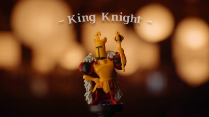 Shovel Knight - Amiibo Reveal Video