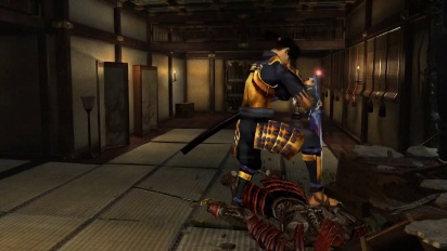 Onimusha: Warlords - Official Gameplay Action Trailer