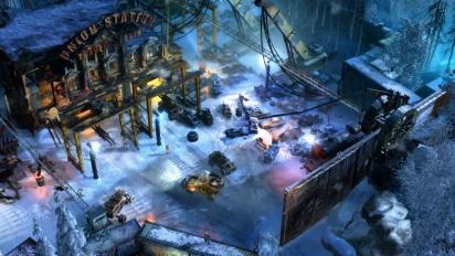 Wasteland 3 - A Frosty Reception Gameplay Trailer