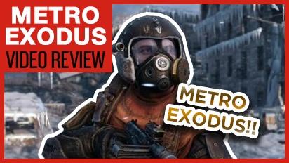 Metro Exodus - wideo recenzja