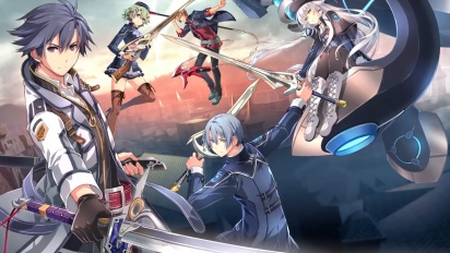 Trails of Cold Steel III - Story Trailer