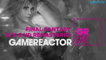 Final Fantasy X/X-2 HD Remaster - Livestream Replay