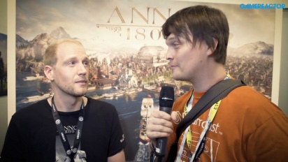 Anno 1800 - Wywiad z Christianem Schneiderem