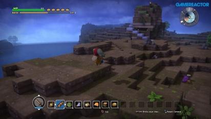 Dragon Quest Builders - Exploring Gameplay